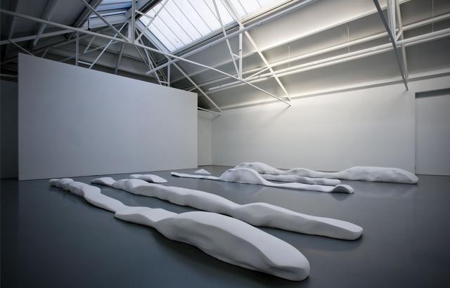 Tom Claassen, 'Untitled (Wormfield)', 2009, Sculpture, Polyester, plaster, Galerie Fons Welters