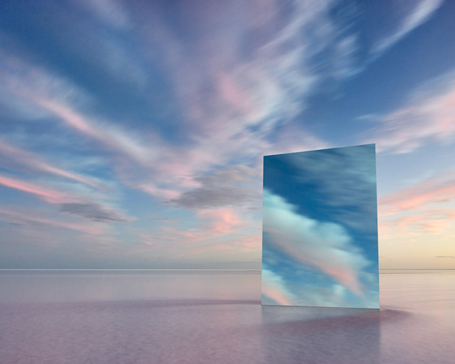 , 'Mirror 18,' 2018, Robert Mann Gallery
