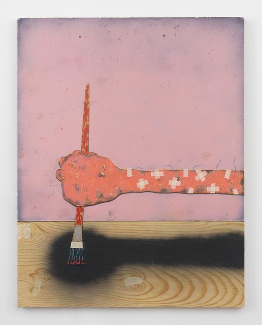 , 'Hair Brush,' 2016, Horton Gallery