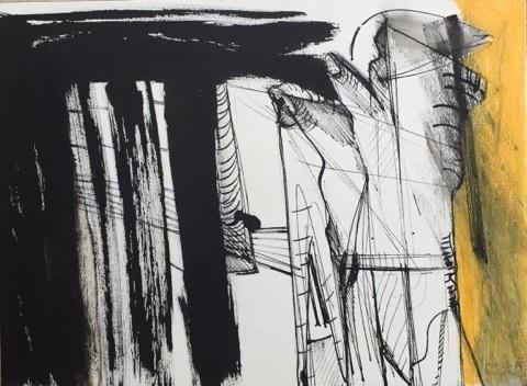 Ramiro Llona, 'February 26, 1986', 1986, Galleria Ca' d'Oro