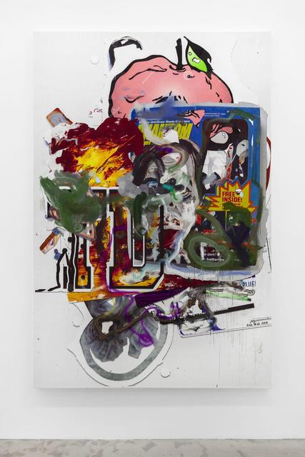 , 'Free Inside,' 2016, bitforms gallery