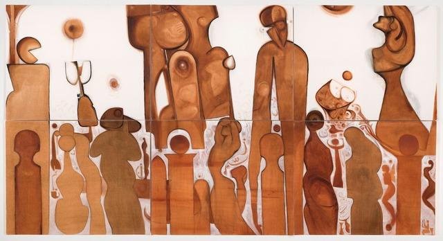 , 'Flamenco Dancers,' 2012, Vigo Gallery