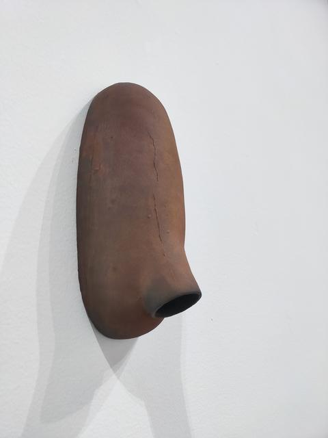 Peter Shelton, 'Steelnoseall', 1983-1999, Sculpture, Cast iron, DENK Gallery