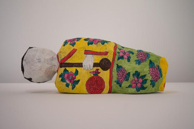 , 'Sleeping Figure No.2,' 2016, Galerie Hugues Charbonneau