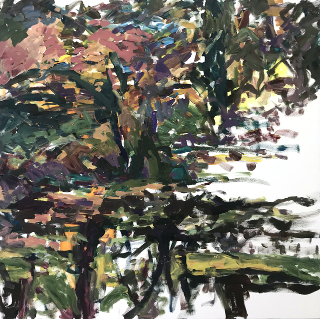 , 'Ahwahnee Pond,' , Maybaum Gallery