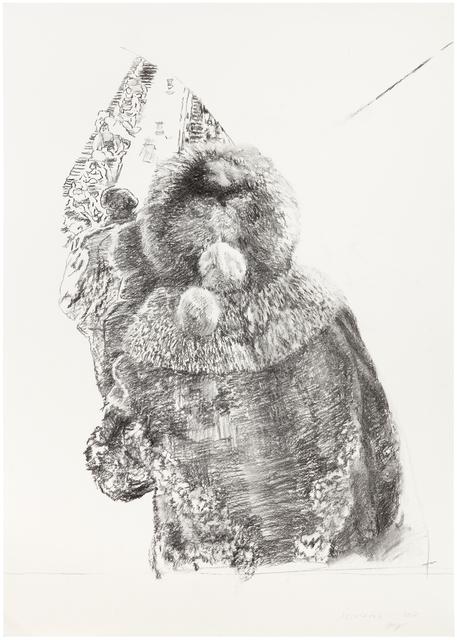 , 'Escalator. Coat,' 2017, Temnikova & Kasela