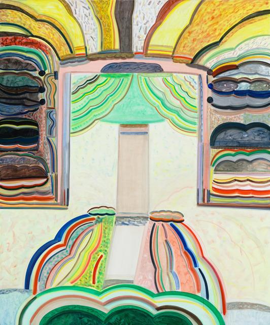 Emily Ferretti, 'Buzz tree in landscape', 2019, Sophie Gannon Gallery