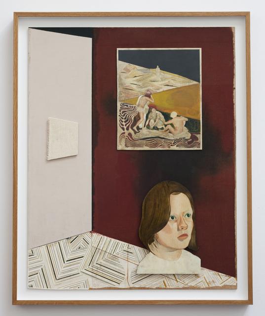 , 'Valley of Indecision,' 2018, Galleri Magnus Karlsson
