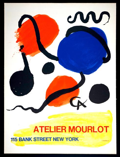 Alexander Calder, 'Atelier Mourlot Calder, 115 Bank Street, 1967', 1967, Pascal Fine Art