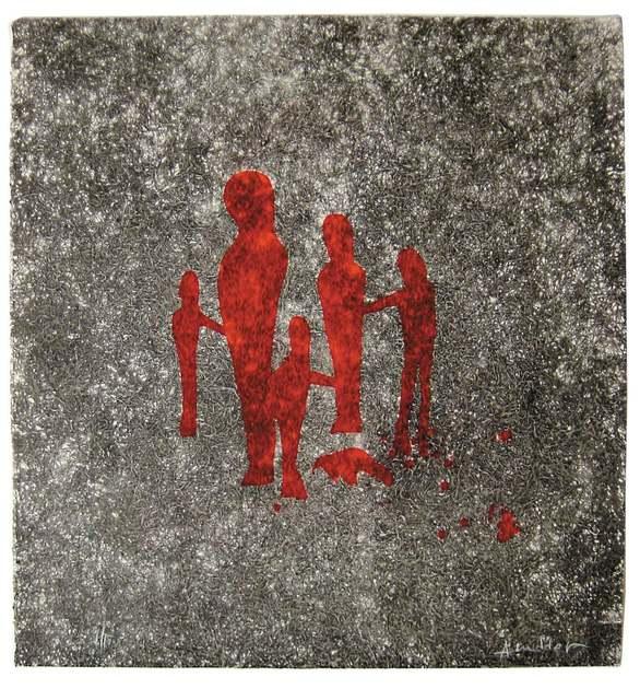 Amador, 'S/T', 1998, Galeria Maior