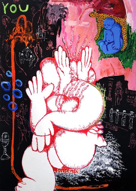 Zach Thompson, 'Over Nonsense', 2018, Contemporary Collective Gallery