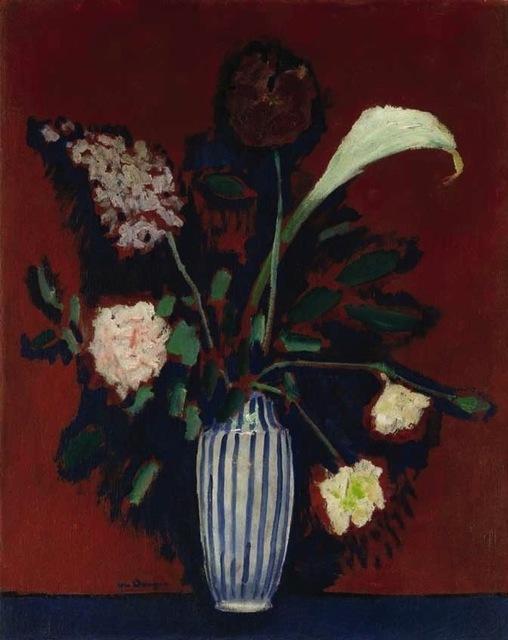 , 'Bouquet de fleurs, a l'arum,' 1912, Opera Gallery