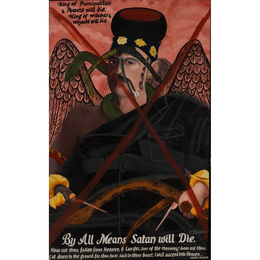 By all means Satan will die