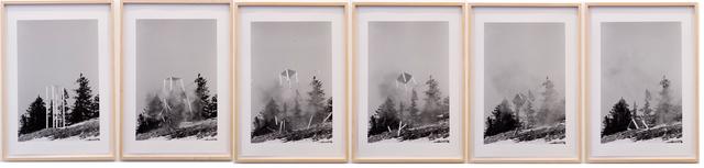 , 'Turm - Tisch,' 1979, Häusler Contemporary