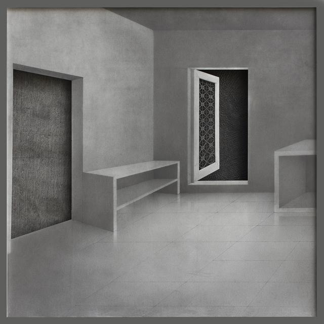 , 'I Was Listening - I,' 2017, Gallery Espace