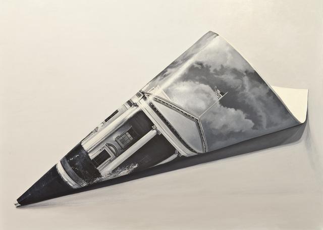 , 'Empty Home,' 2015, Galleria Ca' d'Oro