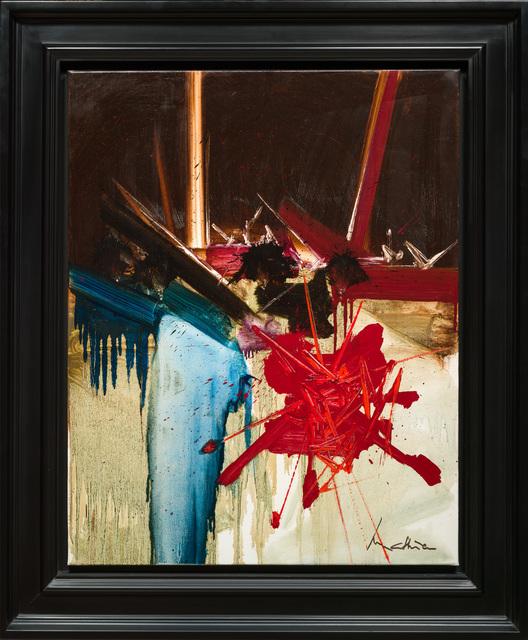 Georges Mathieu, 'Soupirs Creux', 1987, Galerie de Souzy