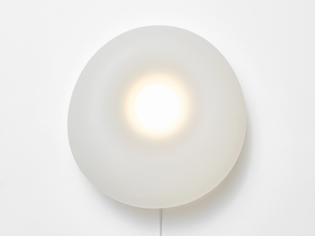 , 'Inflatable Liquid-Printed Wall Light,' 2018, Patrick Parrish Gallery