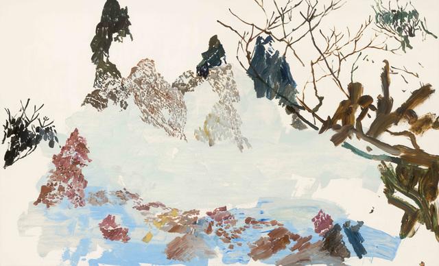 , 'Study of Landscape 51,' 2017, Aki Gallery