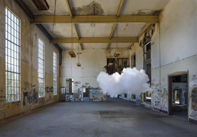 Berndnaut Smilde, 'Nimbus Powerstation  ', 2017, Photography, Digital c-type print on aluminium, Ronchini Gallery