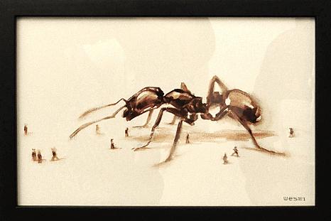 , 'Ant,' 2015, Galerie SOON