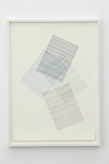 , 'Four Colour Documents (NVAR),' 2012-2013, i8 Gallery