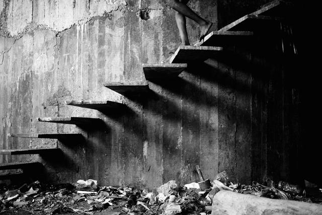 , 'Stairs of Shadows, Growing in Darkness series,' 2012-2015, Ed Cross Fine Art