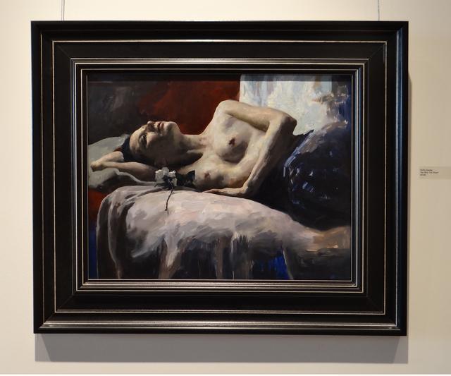 , 'She's Far Away,' , Sirona Fine Art