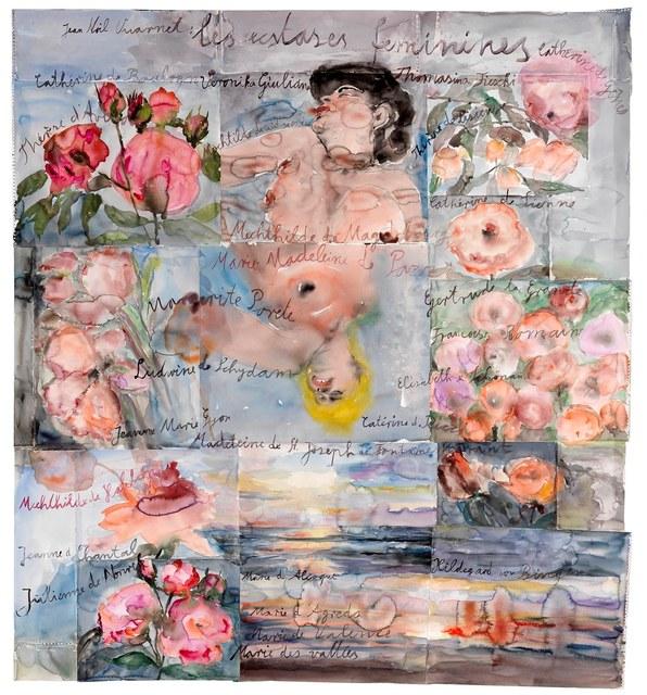 , 'Les extases féminines (The Feminine Ecstasies),' 2013, Gagosian