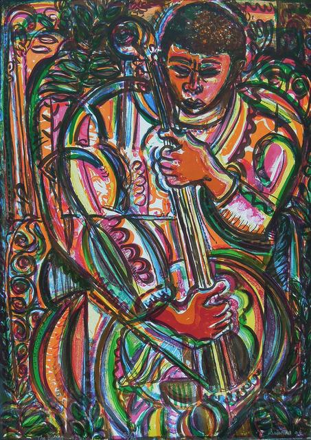, 'The Bassist (#63/80),' 2006, Greenhut Galleries