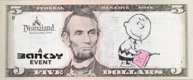 Dismal Dollar (Charlie Brown)