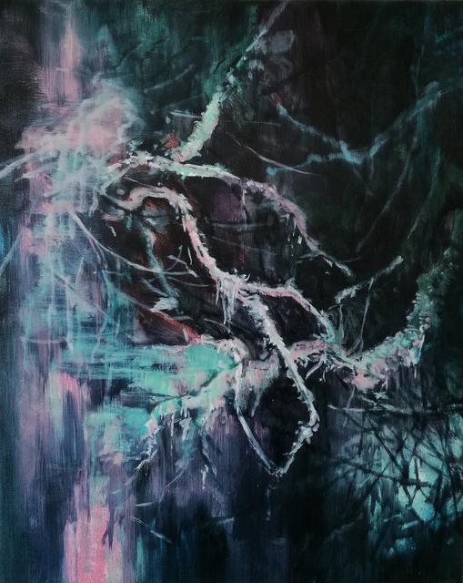 , 'Strain III,' 2018, 99 Loop Gallery