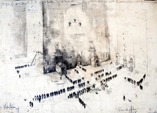 , 'Series: De Burócratas y Padrinos,' 2015, Victor Lope Arte Contemporaneo