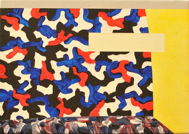 , 'Paesaggio con veduta (Berlino II),' 2010, Collezione Maramotti