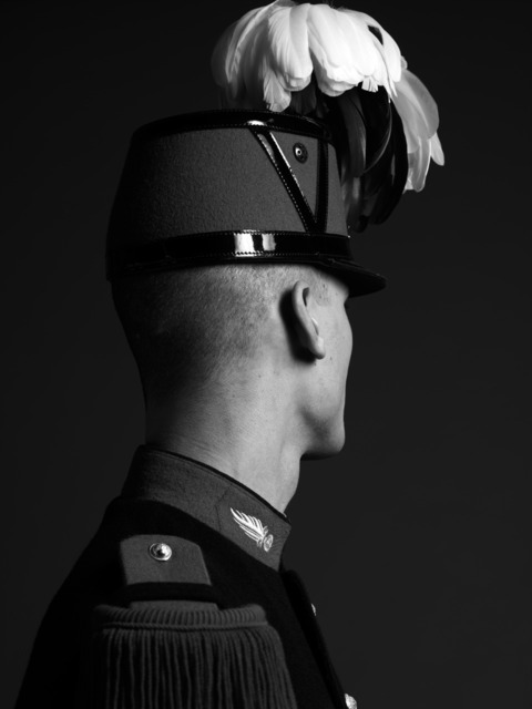 , 'Hedi Slimane, Portrait of a French Cadet, St. Cyr March 2009,' 2009, Jackson Fine Art