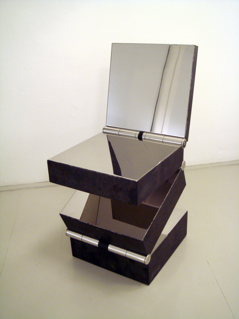 , 'Box in four movements,' 1994 / 2007, ammann//gallery