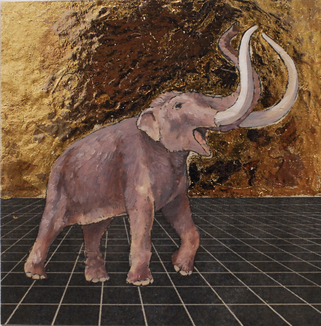 , 'Steppe Mammoth,' 2019, Deep Space Gallery