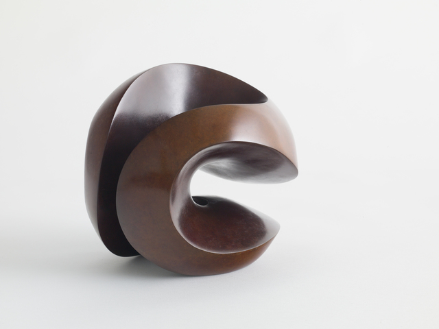 , 'Revolving Form,' 2017, Pangolin