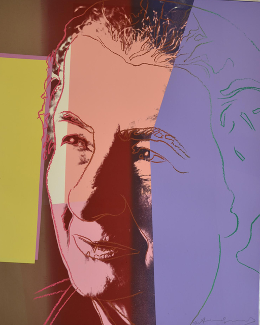 Andy Warhol, 'Golda Meir (FS II.233) Trial Proof', 1980, Revolver Gallery