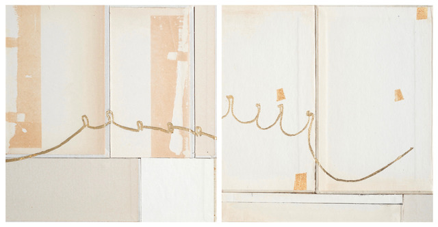 , 'Glint Diptych,' 2018, Seager Gray Gallery