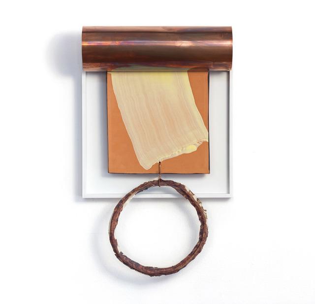 , 'Tile, V (nine inches),' 2011, Gemini G.E.L.
