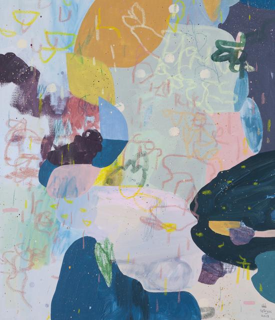 , 'Problem Sleeper,' 2018, David Krut Projects