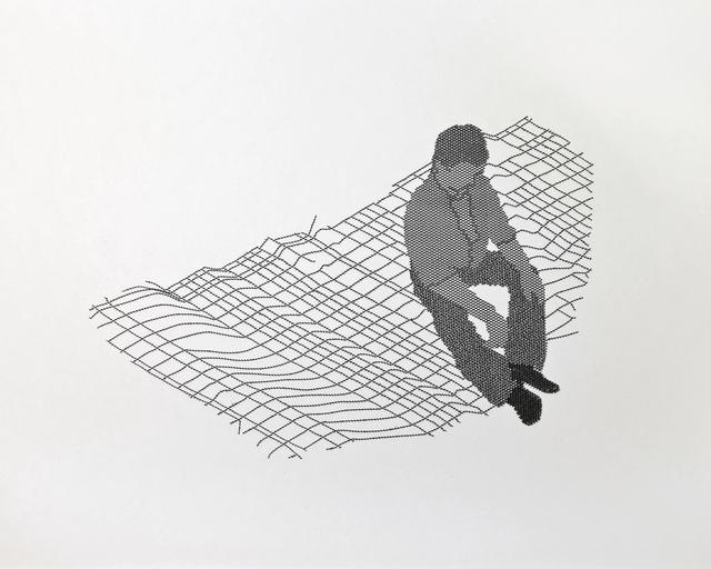 , 'submergentes 7,' 2011, Galeria Marilia Razuk