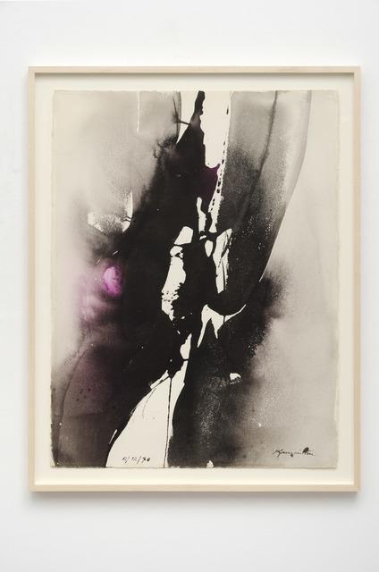 Matsumi Kanemitsu, 'Untitled', 1970, Louis Stern Fine Arts