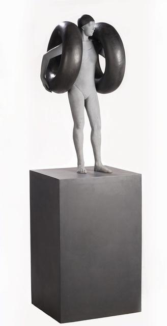 , 'Salvavidas. Ed. 1/6,' 2016, Fernando Pradilla/El Museo