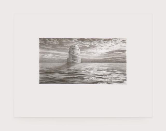 , 'Babel (after Cruyl/Decker/Kircher) Study,' , Anima-Mundi