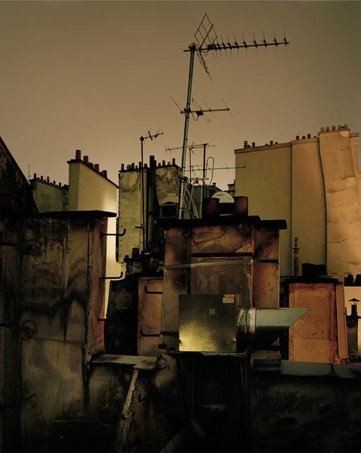 """, '""""Sur Paris"""" #1,' 2010, Galerie Thierry Bigaignon"""