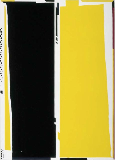 Roy Lichtenstein, 'Mirror #5, from Mirror Series', 1972, Print, Screenprint, Kiechel Fine Art