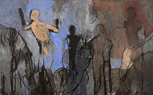 , 'Procession,' ca. 2014, Thomas Deans Fine Art