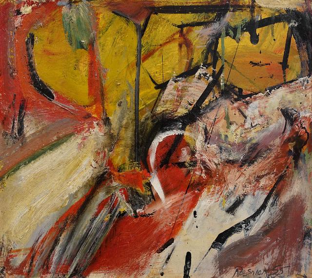 , 'Untitled,' 1955, Hollis Taggart